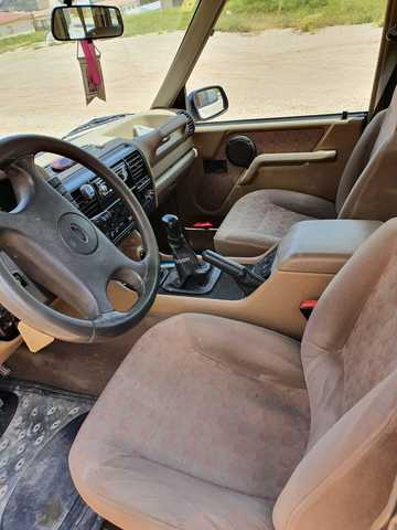 LAND-ROVER - DISCOVERY 25 TDI - foto 8