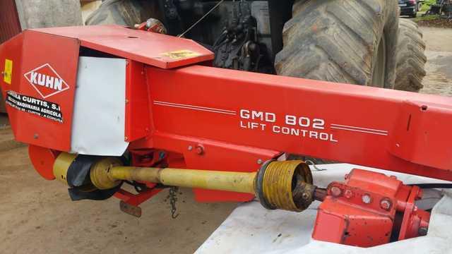KUHN GMD 802 LIFT CONTROL - foto 3
