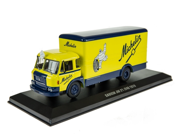 Ixo Camion Michelin 1:43