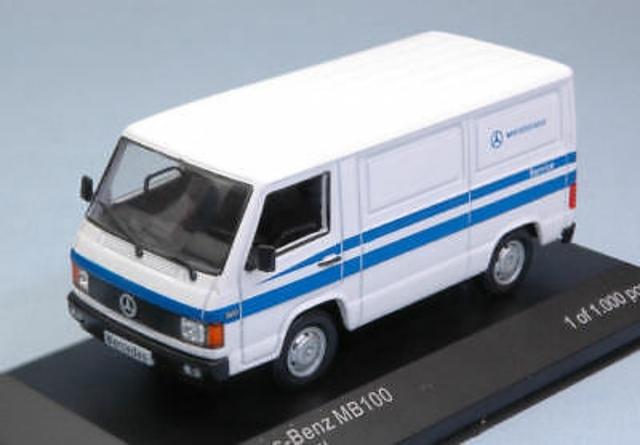 Mercedes Mb 100 Servicio 1:43