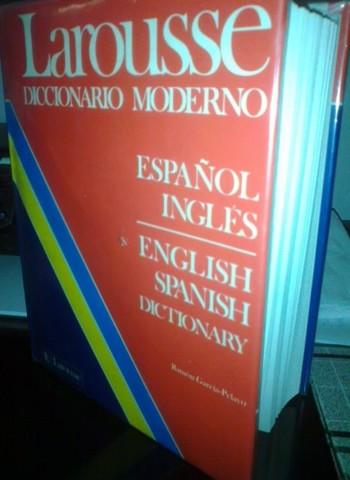 DICCIONARIO ESPAÑOL-INGLES,  LAROUSSE - foto 2