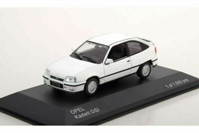 Opel Kadett E Gsi 1:43 Wb