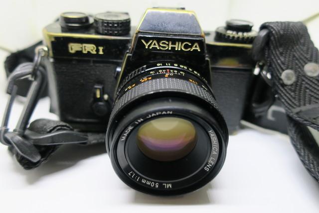 YASHICA FR I.  - foto 1