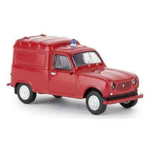 Renault 4 Furgón 1:87