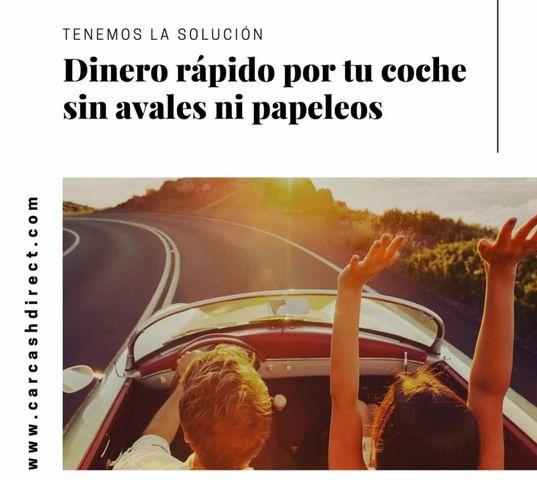 EMPEÑA TU VEHICULO Y SIGUE CONDUCIENDO - foto 1