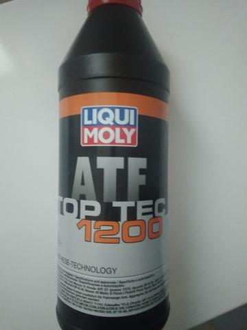 LIQUI MOLY ATF TOP TEC 1200 - foto 1