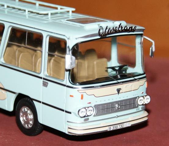 Autobus Barreiros Aec A105 Ayats Olivetr