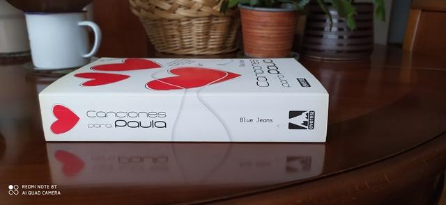 CANCIONES PARA PAULA (BLUE JEANS)(NUEVO) - foto 4