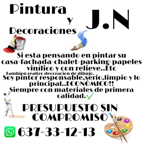 PINTOR Y DECORADOR - foto 2