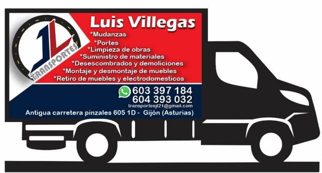 PORTES Y MUDANZAS - TRANSPORTES JL - foto 4