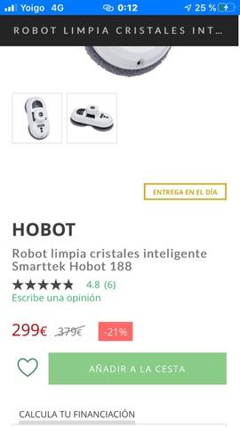 ROBOT LIMPIACRISTALES - foto 2
