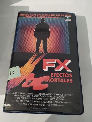 FX EFECTOS MORTALES SISTEMA 2000