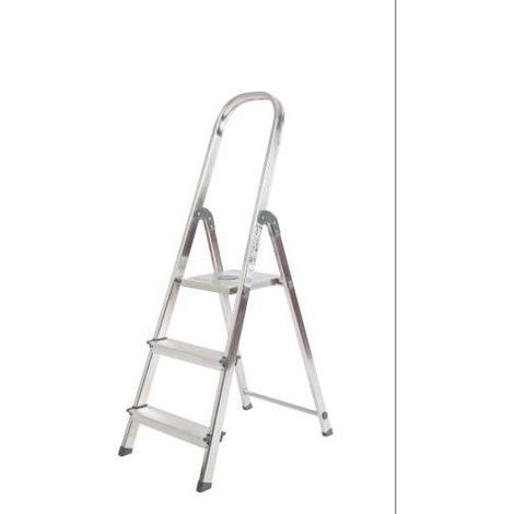 Escalera Aluminio 3 Peld.