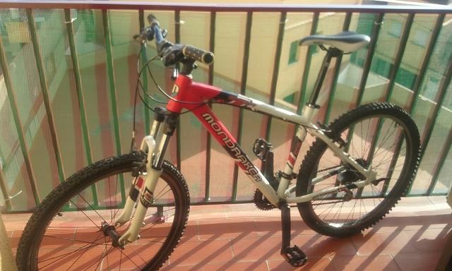 Bicicleta Aluminio Mondraker Concept