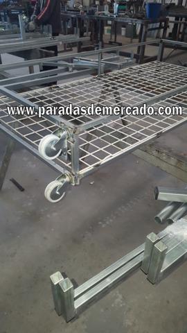 EXPOSITOR DE FUNDAS PARA MOVILES 80C - foto 2