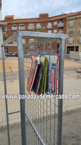 EXPOSITOR DE FUNDAS PARA MOVILES 80C - foto 5