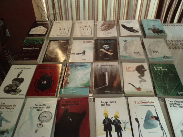 LOTE 22 LIBROS AVENTURAS EDIT.  EL PAIS - foto 1
