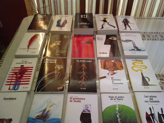 LOTE 22 LIBROS AVENTURAS EDIT.  EL PAIS - foto 2