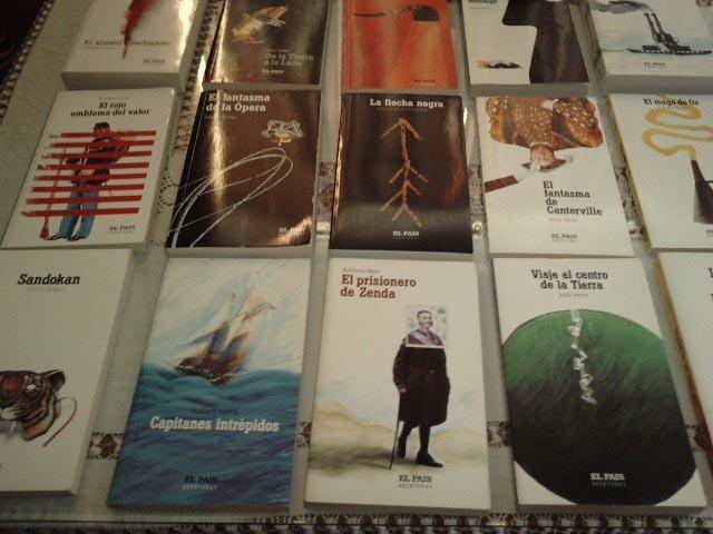 LOTE 22 LIBROS AVENTURAS EDIT.  EL PAIS - foto 3