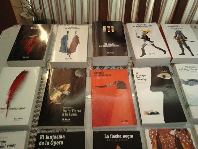 LOTE 22 LIBROS AVENTURAS EDIT.  EL PAIS - foto 5