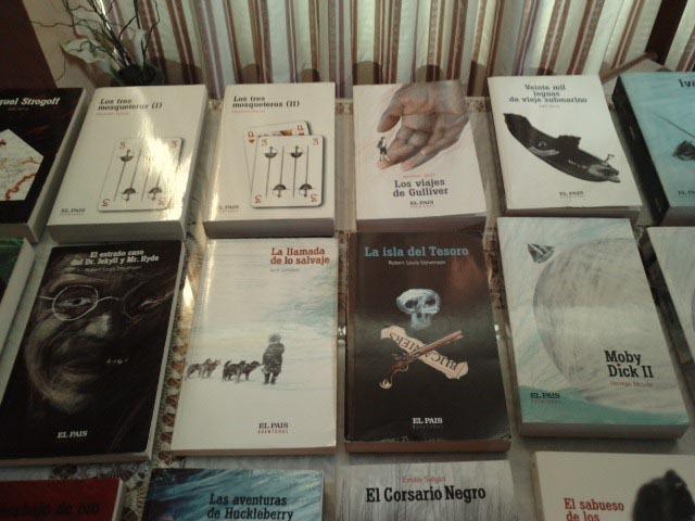 LOTE 22 LIBROS AVENTURAS EDIT.  EL PAIS - foto 6