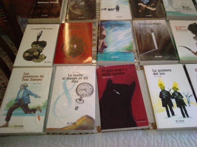 LOTE 22 LIBROS AVENTURAS EDIT.  EL PAIS - foto 7