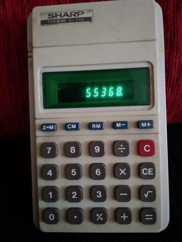 Calculadora Retro