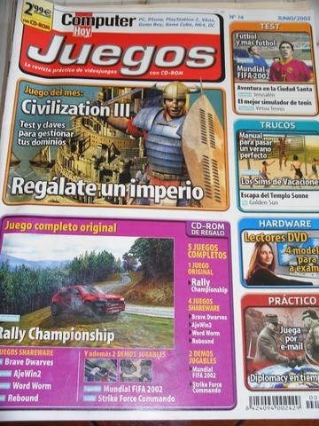 Revistas Años 90