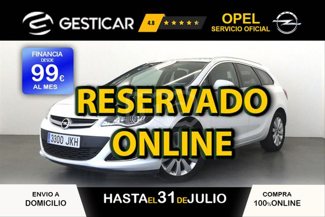 OPEL - ASTRA 1. 6 CDTI SS 110 CV EXCELLENCE ST - foto 1