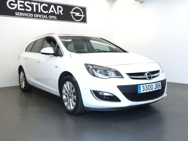 OPEL - ASTRA 1. 6 CDTI SS 110 CV EXCELLENCE ST - foto 4