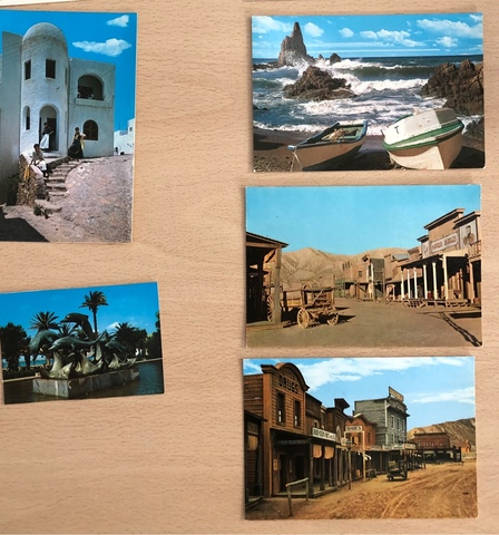 Postales Almería