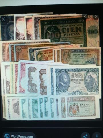Compro Colecciones De Monedas Y Billetes