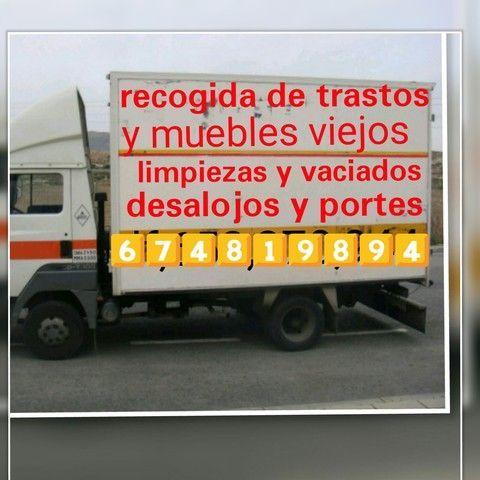 PORTES LIMPIEZAS VACIADOS DESMONTAJE - foto 1