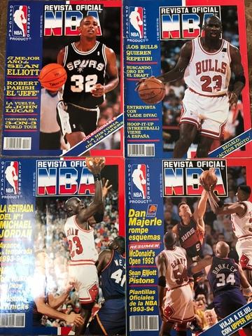 4 Revistas Nba