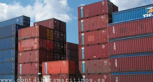 CONTAINERS MARITIMOS.  S. A MADRID - foto 2