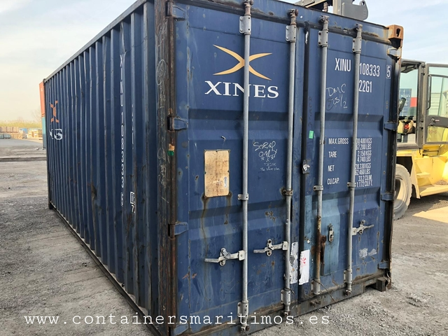 CONTAINERS MARITIMOS.  S. A MADRID - foto 4