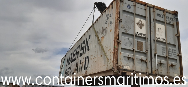 CONTAINERS MARITIMOS- CACERES - foto 1