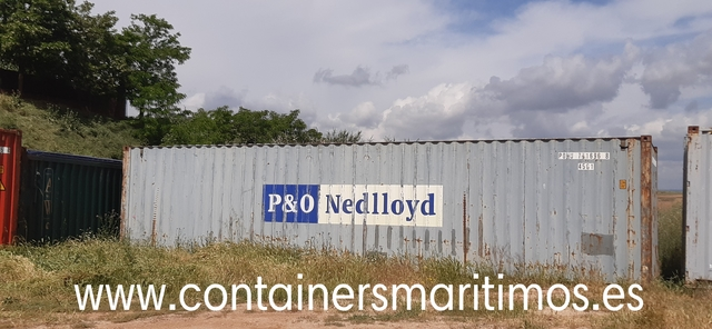 CONTAINERS MARITIMOS- CACERES - foto 2