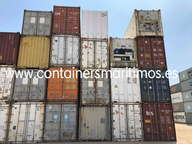 CONTAINERS MARITIMOS- CACERES - foto 7