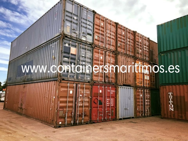 CONTAINERS MARITIMOS- CACERES - foto 9