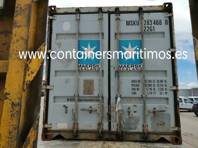 CONTENEDORES - CANTABRIA MARIITMOS - foto 5