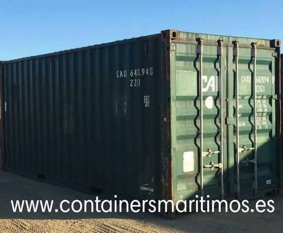 CONTENEDORES - CANTABRIA MARIITMOS - foto 7