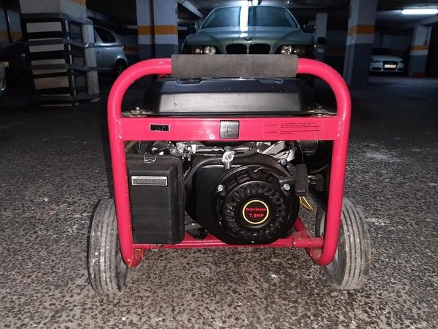 GENERADOR ELECTRÓGENO - foto 2
