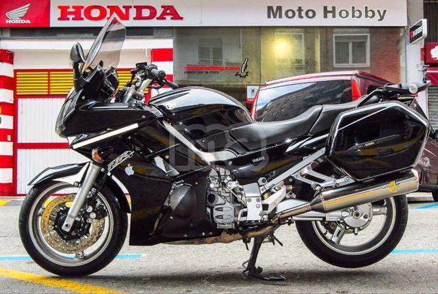 YAMAHA - FJR 1300 ABS - foto 5