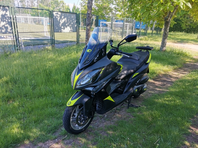 KYMCO - XCITING 400 I - foto 8