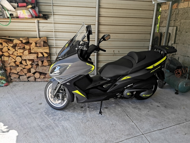KYMCO - XCITING 400 I - foto 4