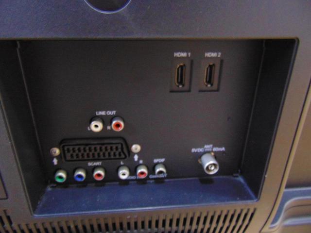 """TV LCD 32\"""" CON MANDO (118327) - foto 4"""