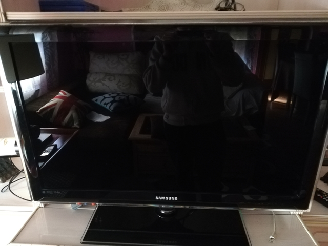 "TV SAMSUNG LED 32"" PULGADAS FULL HD - foto 1"
