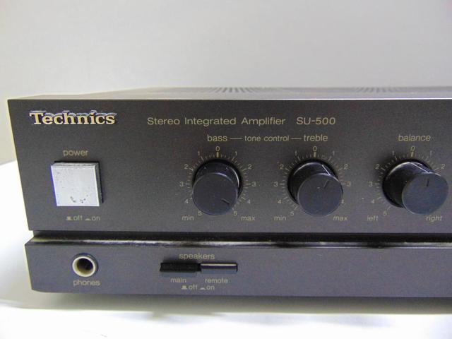 AMPLIFICADOR HIFI VINTAGE (118330) - foto 2