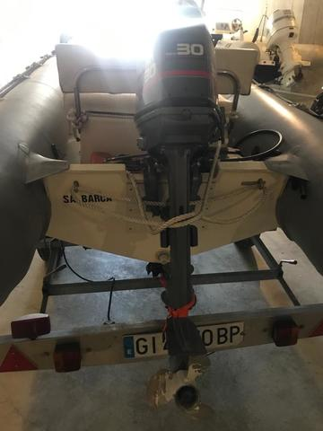 ZODIAC BOMBARD EXPLORER 485 FB - foto 4